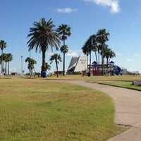 Photo taken at Seawolf Park by Nicole A. on 6/4/2013