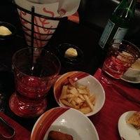 Photo taken at Chamas Churrascaria & Bar by Lady Jaja on 1/19/2013