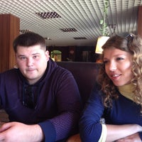 Photo taken at Pizza Vero by Ирина Б. on 5/3/2014