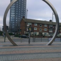 Photo taken at Stratford eye by Paul A. on 1/5/2013
