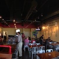 Photo taken at Shula Burger by Marcio C. on 1/20/2013