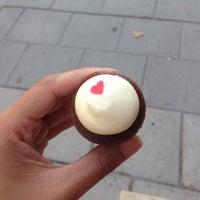 Photo taken at Cupcake STHLM by Barbarella on 8/4/2014