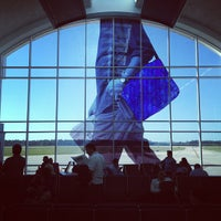 Photo taken at Jacksonville International Airport (JAX) by Matthew H. on 5/13/2013