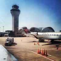 Photo taken at Lambert-St. Louis International Airport (STL) by Matthew H. on 7/19/2013
