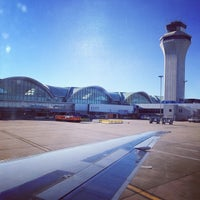 Photo taken at St. Louis Lambert International Airport (STL) by Matthew H. on 12/21/2012