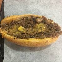 Photo taken at ForeFathers Gourmet Cheesesteaks & Fries by Kristin K. on 2/3/2017