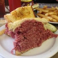 Photo taken at Slyman's Restaurant by Kelli H. on 12/11/2012