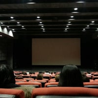 Photo taken at cinecube by Su K. on 3/2/2013