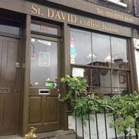 Photo taken at St David Coffee House by Saalene S. on 11/30/2013