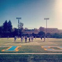 Photo taken at UCLA Spaulding Field by Tim B. on 11/26/2012