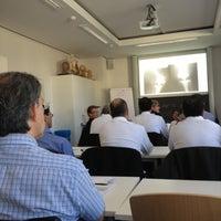 Photo taken at Johannes Gutenberg-Universität/BKM by Miguel S. on 11/9/2012