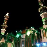 Photo taken at Jusela Mesjid Raya by Edi K. on 11/14/2012