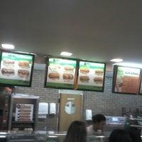 Photo taken at Subway by Jone P. on 11/9/2012