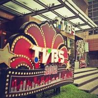 Photo taken at TVBS無線電視台 by Jeff L. on 11/1/2012