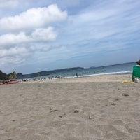 Photo taken at 吉佐美大浜海岸 by グッド 和. on 8/22/2017