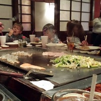 Photo taken at Tokyo Japanese Seafood Steakhouse by Paul D. on 10/26/2013
