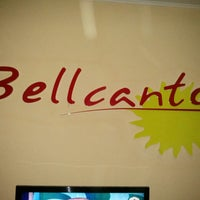 Photo taken at Bellcanto by Ekaterina G. on 7/25/2014