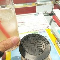 Photo taken at アルファロメオ 岐阜 by moni9999 on 12/7/2014