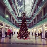 Снимок сделан в ТЦ «Замок» пользователем Слава К. 12/16/2012