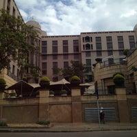 Photo taken at Sheraton Pretoria Hotel by Sak s. on 12/13/2012