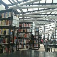 Photo taken at Stadt- und Landesbibliothek Dortmund by Katrin K. on 4/25/2013