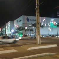 Photo taken at Manaíra Shopping by Danilo A. on 12/20/2012