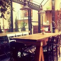 Photo taken at Cafe Magia by Dagmara G. on 5/26/2014