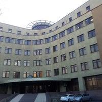 Photo taken at Партнёрская Академия Oracle by Кристина Б. on 10/23/2013