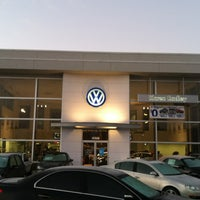 Photo taken at Karen Radley VW by Dave H. on 12/19/2012