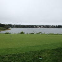 Photo taken at Bass River Golf Course by Brian M. on 9/29/2012