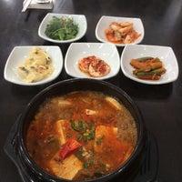 Photo taken at Won Korean by Cheryl L. on 9/24/2014