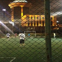Photo taken at Gülsuyu Spor Kulübü by Tahir a. on 10/17/2015