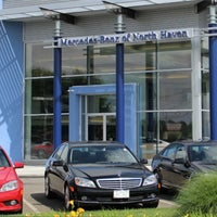 ... Photo Taken At Mercedes Benz Of North Haven By Jennifer G. On 8/ ...