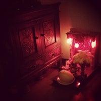 Photo taken at Buddha's Kitchen by Lara Y. S. on 4/6/2013