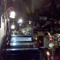 Photo taken at Troubadour by Mayo M. on 12/3/2012