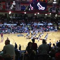 Photo taken at Hagan Arena by Brennan M. on 1/10/2013