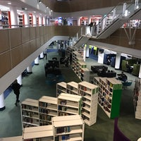 Photo taken at Boots Library by Ali A. on 1/13/2017