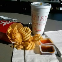 Photo taken at Chick-fil-A by Jae D. on 1/5/2013