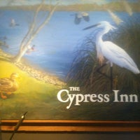 Photo taken at Cypress Inn Restaurant by Mike R. on 9/30/2012