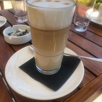 Photo taken at Armani Caffè by Abdulrahman K. on 8/16/2018