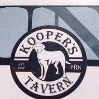 Photo taken at Kooper's Tavern by Jason P. on 11/11/2012