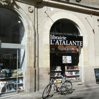 Photo taken at L'Atalante by Antoine M. on 9/29/2012
