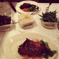 Photo taken at Opus 9 Steakhouse by Craig K on 9/11/2013