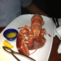 Photo taken at Red Lobster by Lina V. on 9/29/2012