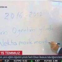 Photo taken at Çamlık Ece Dil & Matematik & Abacus Academy by Yalçın T. on 11/27/2017