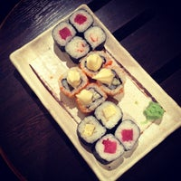 Photo taken at Tempura Japanese Grill by Hannah Rae B. on 2/21/2013