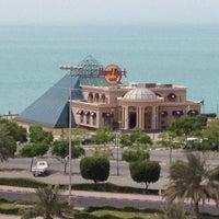 Photo taken at Hard Rock Cafe Kuwait by Daniel L. on 4/12/2013