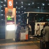 2/15/2013にSuzuki T.が第2ターミナルバスのりばで撮った写真