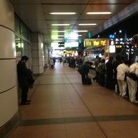 3/26/2013にSuzuki T.が第2ターミナルバスのりばで撮った写真