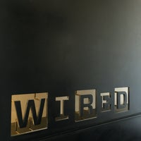 Photo taken at WIRED by Ike E. on 8/11/2016